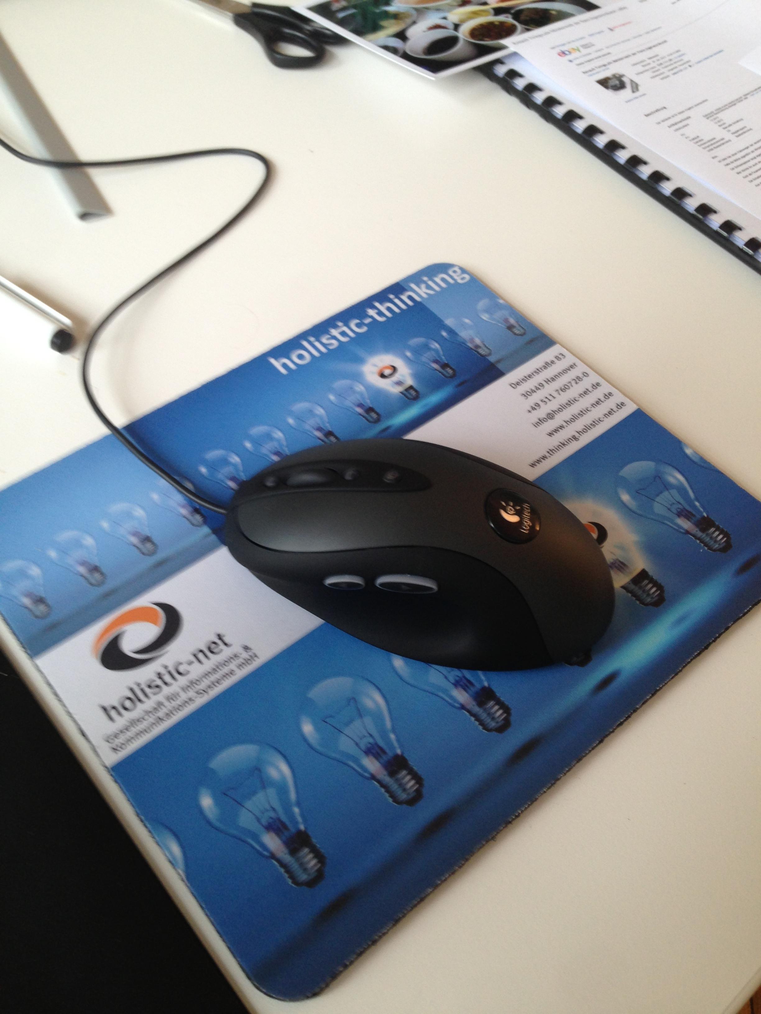 Die Gamer Mouse